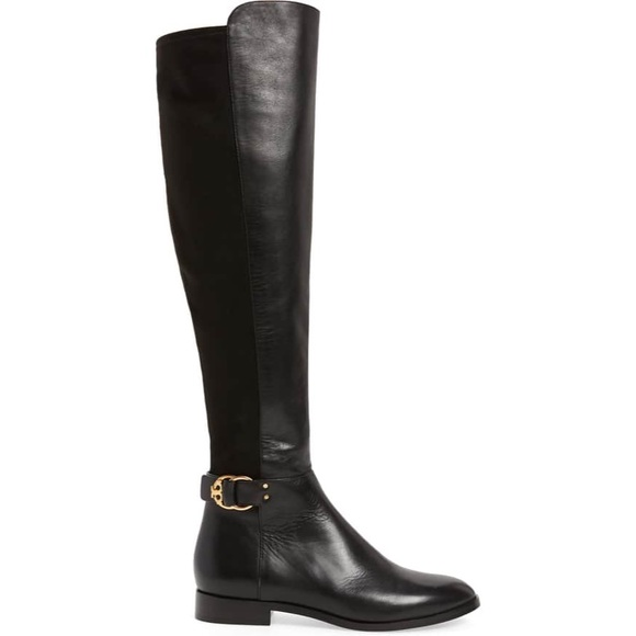 8f6ee006931  Tory Burch  NWT Mardsen Over the Knee Boots